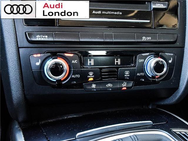 2015 Audi A4 2.0T Progressiv (Stk: 429938A) in London - Image 14 of 27