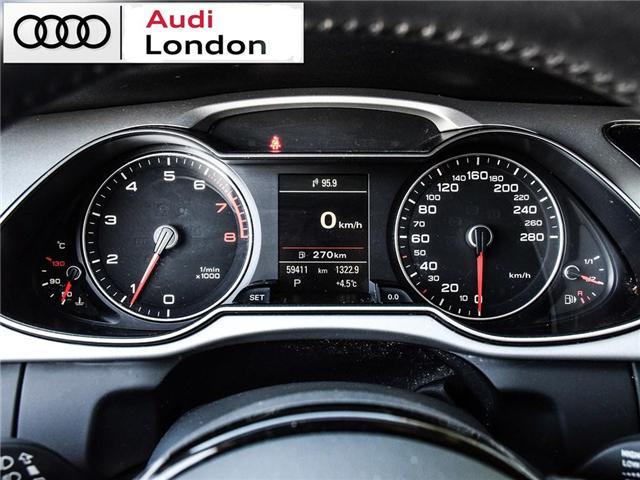 2015 Audi A4 2.0T Progressiv (Stk: 429938A) in London - Image 16 of 27