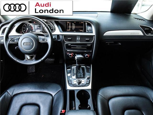 2015 Audi A4 2.0T Progressiv (Stk: 429938A) in London - Image 18 of 27