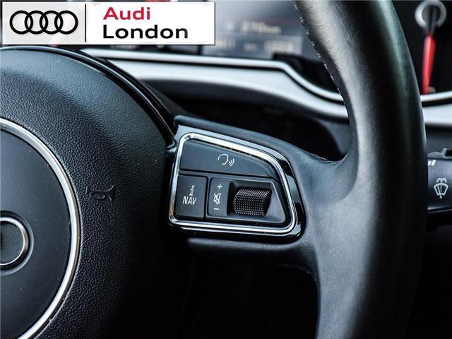 2015 Audi A4 2.0T Progressiv (Stk: 429938A) in London - Image 19 of 27