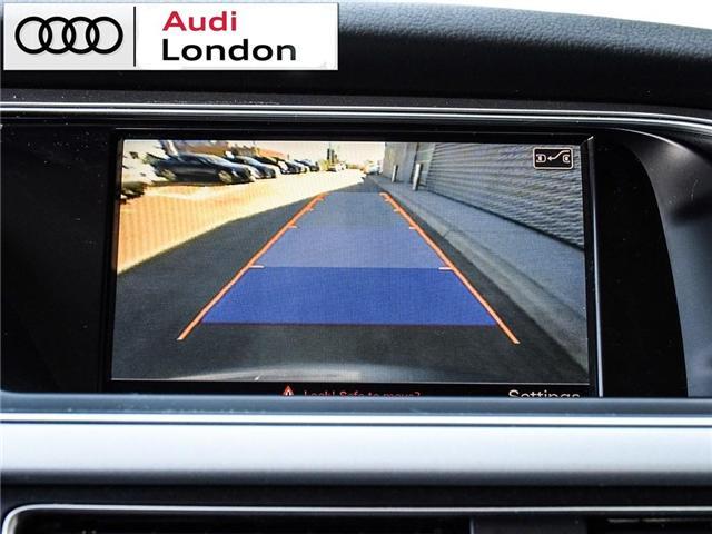 2015 Audi A4 2.0T Progressiv (Stk: 429938A) in London - Image 20 of 27