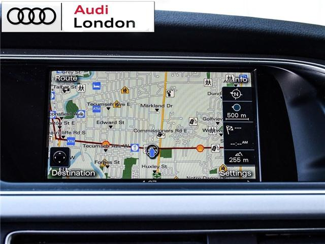 2015 Audi A4 2.0T Progressiv (Stk: 429938A) in London - Image 23 of 27