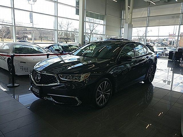 2018 Acura TLX Tech (Stk: J801031GROUNDED) in Brampton - Image 2 of 11