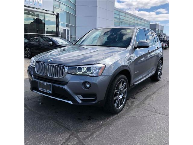 2016 BMW X3 xDrive28d (Stk: DB5580A) in Oakville - Image 1 of 10