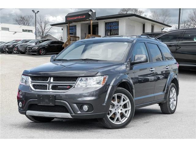 2016 Dodge Journey R/T (Stk: 672561T) in Mississauga - Image 1 of 20