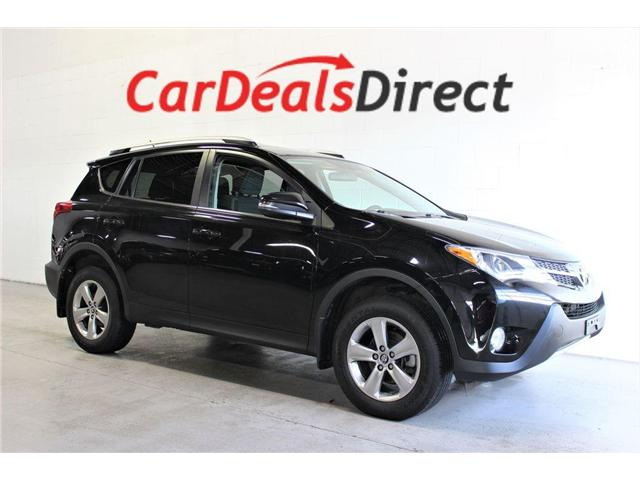 2015 Toyota RAV4  (Stk: 298025) in Vaughan - Image 1 of 29