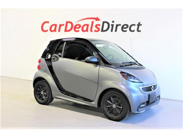 2014 Smart fortwo electric drive Passion (Stk: 801999) in Vaughan - Image 1 of 21