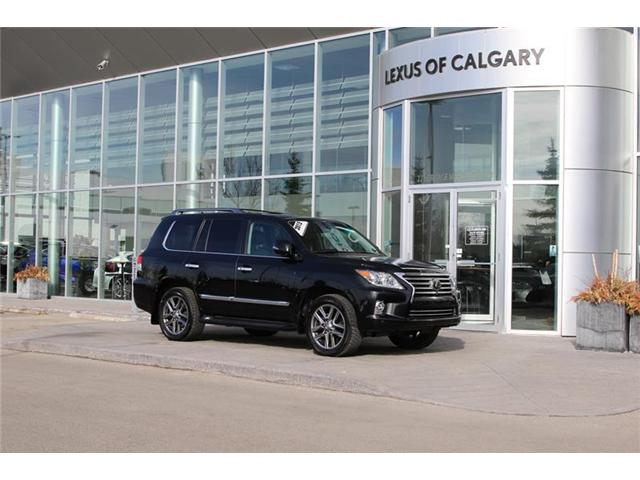 2015 Lexus LX 570 Base (Stk: 180562A) in Calgary - Image 1 of 14