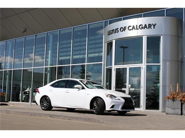 2015 Lexus IS 350 Base (Stk: 190476A) in Calgary - Image 1 of 15