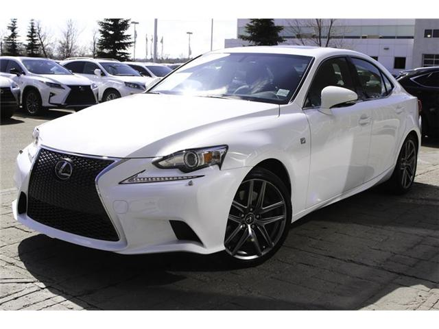 2015 Lexus IS 350 Base (Stk: 190476A) in Calgary - Image 6 of 15