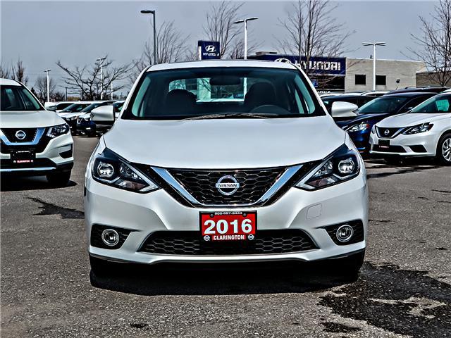 2016 Nissan Sentra 1.8 SR (Stk: GL671385) in Bowmanville - Image 2 of 26