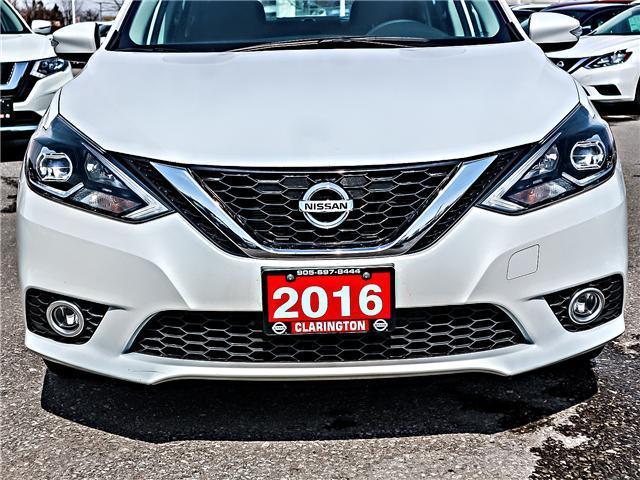 2016 Nissan Sentra 1.8 SR (Stk: GL671385) in Bowmanville - Image 9 of 26