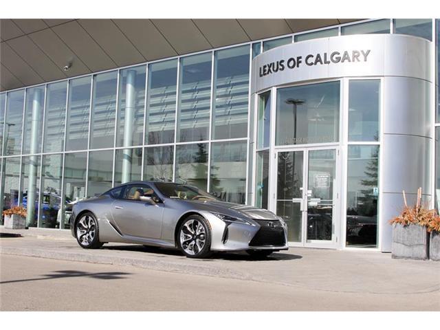 2019 Lexus LC 500 Base (Stk: 190446) in Calgary - Image 1 of 14