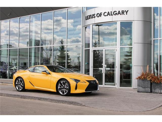 2019 Lexus LC 500 Base (Stk: 190489) in Calgary - Image 1 of 13