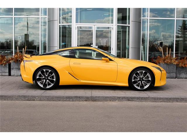 2019 Lexus LC 500 Base (Stk: 190489) in Calgary - Image 2 of 13