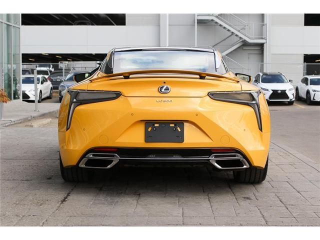 2019 Lexus LC 500 Base (Stk: 190489) in Calgary - Image 4 of 13