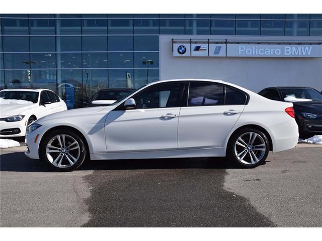 2016 BMW 320i xDrive (Stk: P688309) in Brampton - Image 2 of 20
