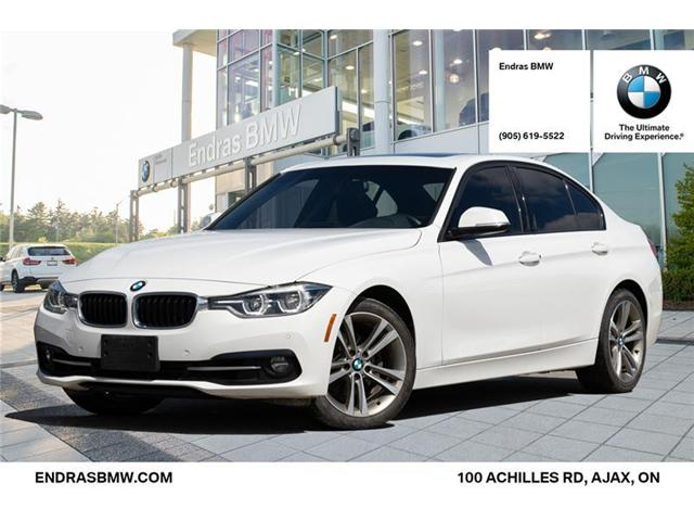 2016 BMW 328i xDrive (Stk: P5807) in Ajax - Image 1 of 20