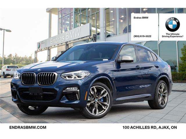 2019 BMW X4 M40i (Stk: 41034) in Ajax - Image 1 of 22
