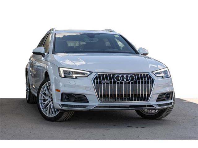 2018 Audi A4 allroad 2.0T Technik (Stk: N4582) in Calgary - Image 1 of 19