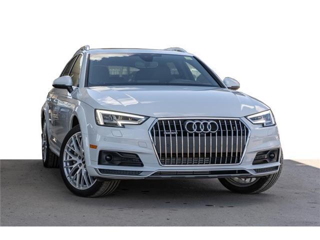 2018 Audi A4 allroad 2.0T Technik (Stk: N4582) in Calgary - Image 1 of 19