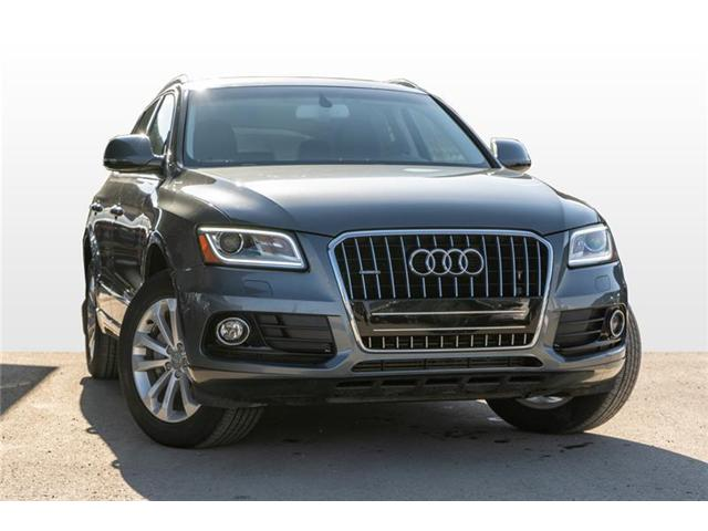 2015 Audi Q5 2.0T Progressiv (Stk: U0738) in Calgary - Image 1 of 17