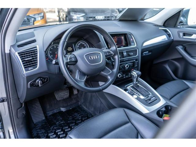 2015 Audi Q5 2.0T Progressiv (Stk: U0738) in Calgary - Image 7 of 17