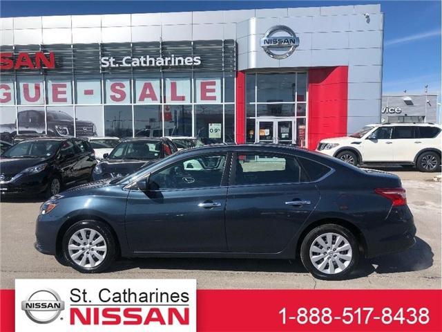 2017 Nissan Sentra  (Stk: P2239) in St. Catharines - Image 1 of 1