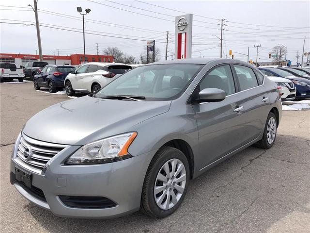 2013 Nissan Sentra 1.8 SV (Stk: V0112A) in Cambridge - Image 2 of 22
