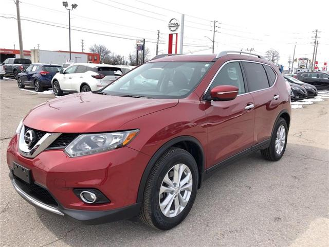 2015 Nissan Rogue SV (Stk: P2577) in Cambridge - Image 1 of 27
