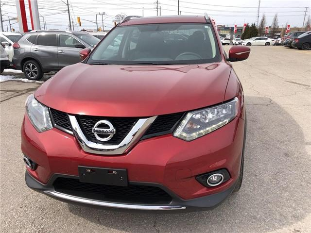 2015 Nissan Rogue SV (Stk: P2577) in Cambridge - Image 2 of 27