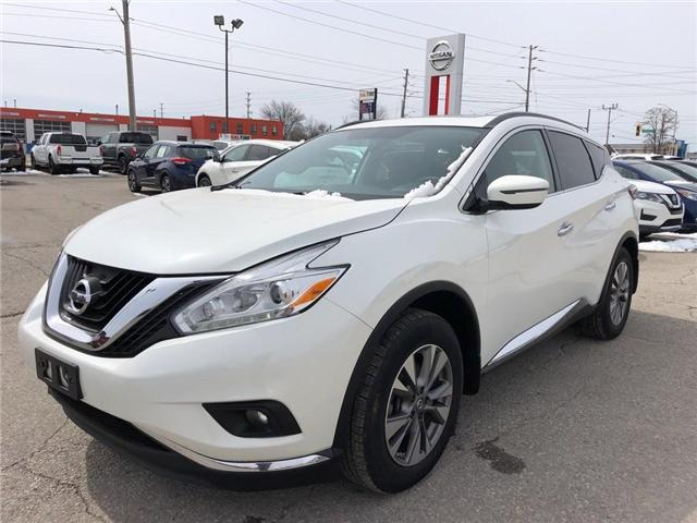 2016 Nissan Murano SV (Stk: P2573) in Cambridge - Image 2 of 28