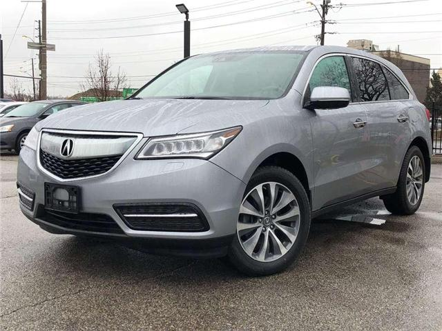 2016 Acura MDX Technology Package (Stk: 7727P) in Scarborough - Image 8 of 24