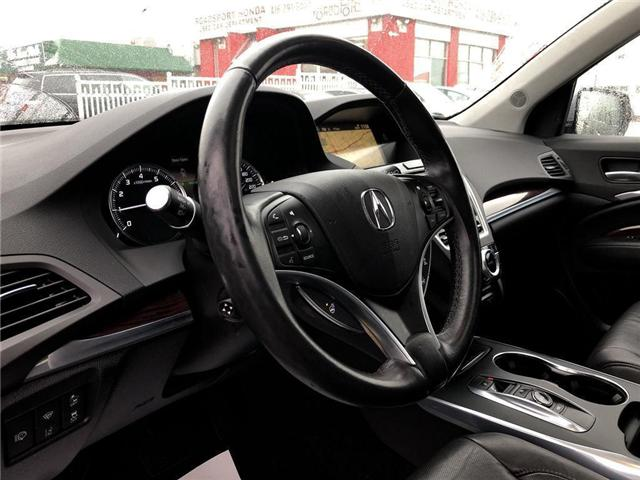 2016 Acura MDX Technology Package (Stk: 7727P) in Scarborough - Image 9 of 24