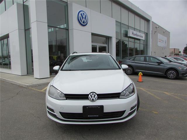 2015 Volkswagen Golf Sportwagon 1.8 TSI Comfortline (Stk: 6165P) in Toronto - Image 2 of 22