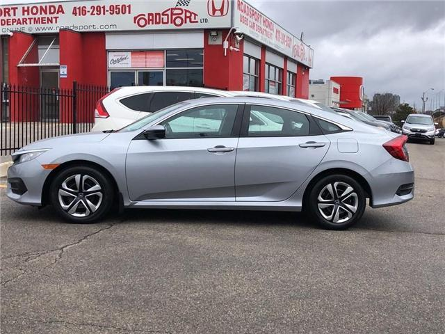 2017 Honda Civic LX (Stk: 56857A) in Scarborough - Image 2 of 20