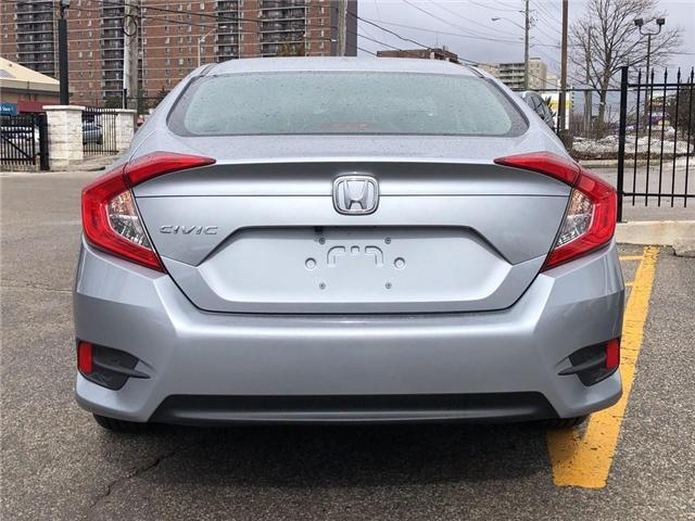 2017 Honda Civic LX (Stk: 56857A) in Scarborough - Image 4 of 20
