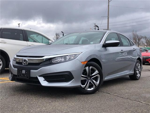 2017 Honda Civic LX (Stk: 56857A) in Scarborough - Image 7 of 20