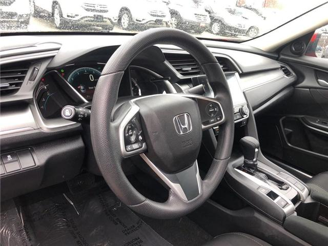 2017 Honda Civic EX (Stk: 57341A) in Scarborough - Image 10 of 23