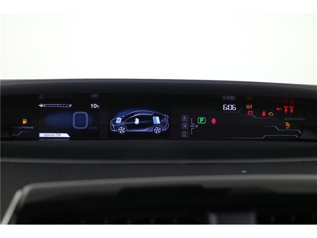 2019 Toyota Prius Prime Base (Stk: 290732) in Markham - Image 15 of 22