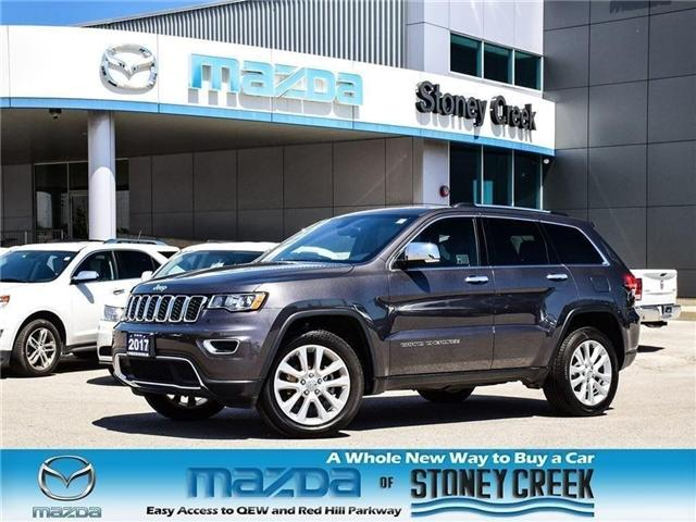 2017 Jeep Grand Cherokee Limited (Stk: SR749) in Hamilton - Image 1 of 19