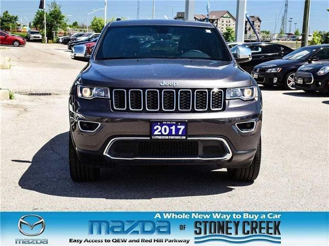 2017 Jeep Grand Cherokee Limited (Stk: SR749) in Hamilton - Image 2 of 19