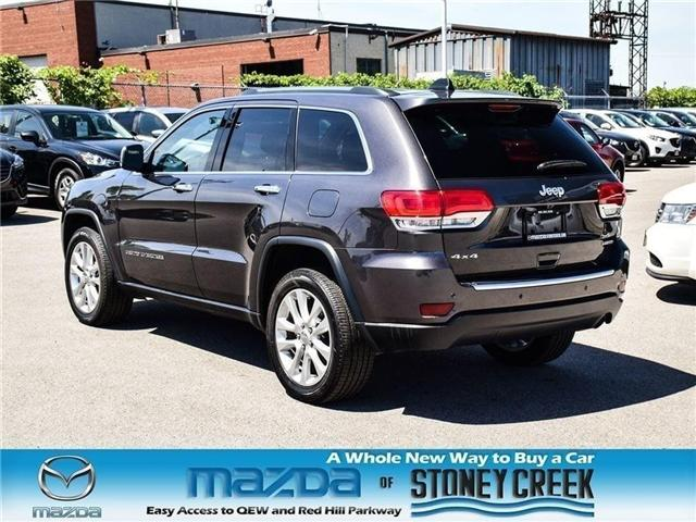 2017 Jeep Grand Cherokee Limited (Stk: SR749) in Hamilton - Image 4 of 19