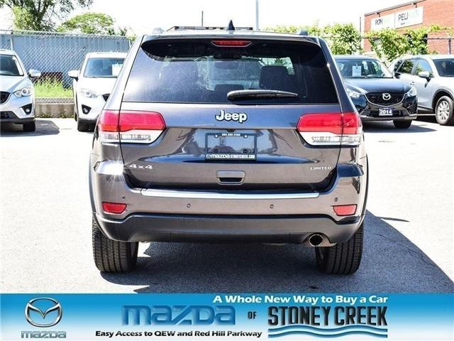 2017 Jeep Grand Cherokee Limited (Stk: SR749) in Hamilton - Image 5 of 19