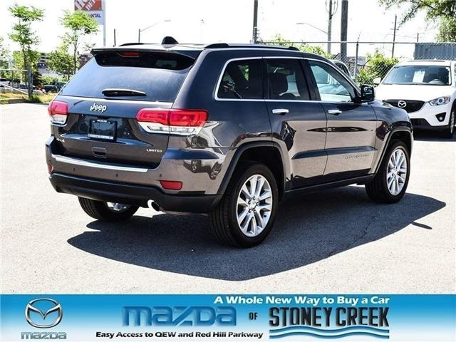 2017 Jeep Grand Cherokee Limited (Stk: SR749) in Hamilton - Image 6 of 19