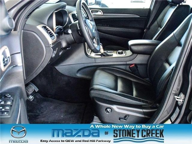 2017 Jeep Grand Cherokee Limited (Stk: SR749) in Hamilton - Image 11 of 19
