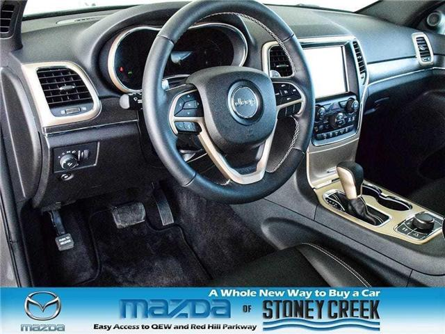 2017 Jeep Grand Cherokee Limited (Stk: SR749) in Hamilton - Image 12 of 19
