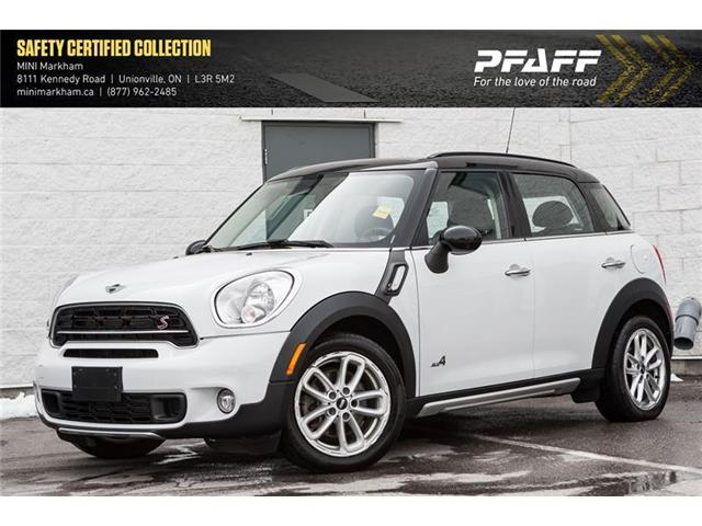 2015 MINI Countryman Cooper S (Stk: D11968) in Markham - Image 1 of 14