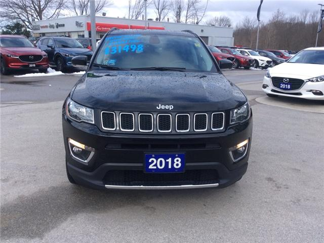 2018 Jeep Compass Limited (Stk: 03339P) in Owen Sound - Image 3 of 22
