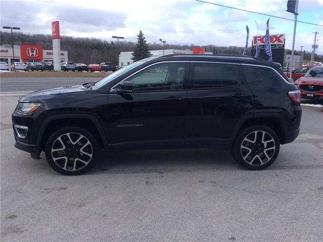 2018 Jeep Compass Limited (Stk: 03339P) in Owen Sound - Image 5 of 22